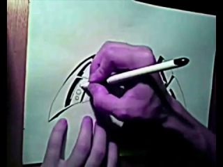 Как рисовать Граффити часть 1